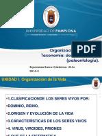 2. Organizacion de La Vida 2014-2
