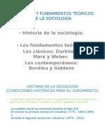 3. Historia y Teorías de La Sociología