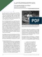 Desigualdad y Oportunidades en el Perú