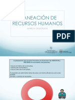 Planeación de Recursos Humanos