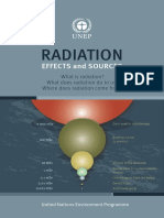 Radiation Effects and Source