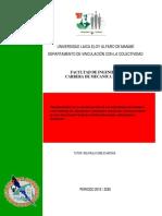 Proyecto de Vinculación Con La Comunidad Trabajo Final