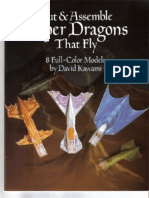 Flying Paper Dragons Models