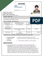 Siva Krishna Reddy Resume - Copy