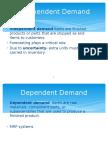 2.Demand Forcasting
