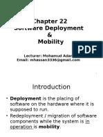 Chapter22 Software Deployment