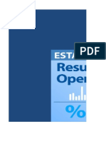 Estadisticas - Resultados Operaciones 03 2016