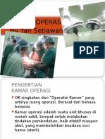 Kamar Operasi s1 Stikes Mb
