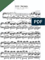 Chopin - Fantasie Impromptu