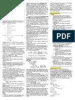Quiz2 3510 Cheat-sheet