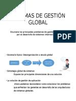 Sistemas de Gestión Global