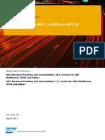 How to Migrate BPC 7.X-BADIs to BPC 10