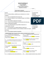 Diagnostico de Ciencias I