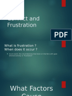 Conflict and Frustration v.2