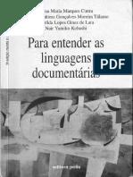 CINTRA _Para Entender as Linguagens Documentárias