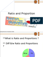 19848_Lecture 5 Ratio and Proportion