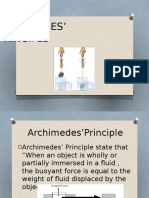3.5 Archimedes
