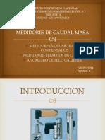 Presentacion Instrumentacion Caudal