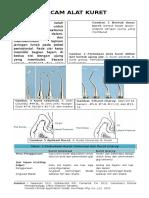 Kuret Periodontal