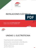 electricidad en la ingeniería civil