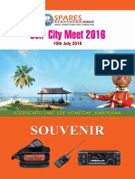 Souvenir Coir City Meet 2016