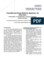 Transdermal Drug Delivery Systems (An Overview).pdf