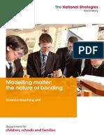 Modelling Matter