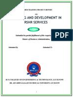 training and development.doc