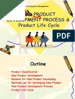 Product Dev PLC