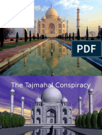 Taj Conspiracy PPT