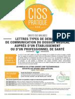 11 Ter-Acces Au Dossier Medical Modele Lettre-fiche-CISS