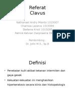 Clavus