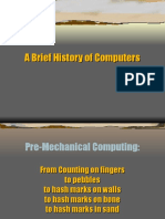 History of Computers DBS