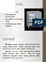 Drying Oven2