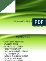 PLANARY PRESENTATION.ppt
