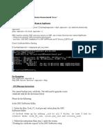 OSS SNC Certificate SapRouter-Renew Install Docu