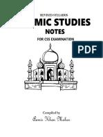 Islamiat+Notes.pdf