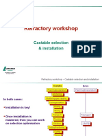 Refractory Castable Selection