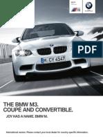 m3 Models Catalogue