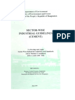 Sectorwise industrial Guideline
