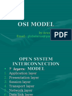 OSI Model brief intro