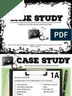 Pathology Case Study 1