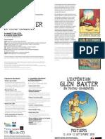 L'expédition de Glen Baxter en Poitou-Charentes