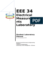 EEE 34 Student Laboratory Manual v2.0[1]