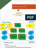 PgcWorking Capital Assessment