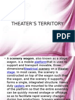 Theater's Territory