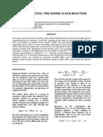 FR - Chemical Kinetics