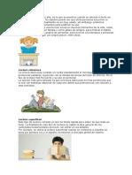 Tipos de Lectura que existen
