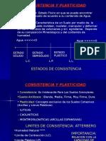 Clase1. Estados de Consistencia, Plasticidad, Clasificacion de Suelos