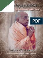 Srila Prabhupada Disappearance
